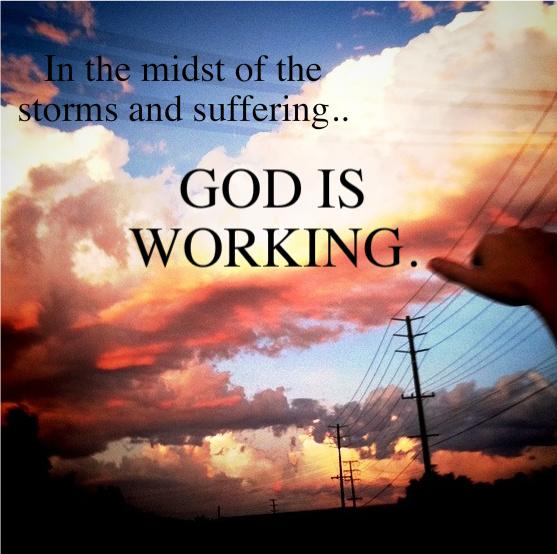 Jangan takut, Ada Tuhan :)