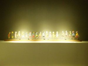 Pameran wayang di Galeri Nasional Indonesia